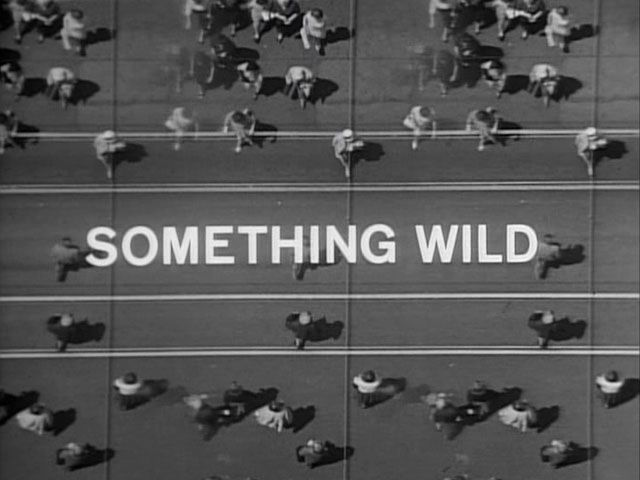 Saul Bass title sequence – Something Wild