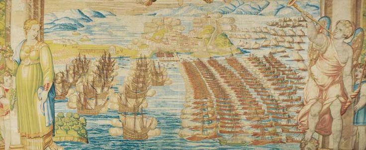 Ailenin olağanüstü nezaketi ve cömertliği sayesinde Casa Garibaldi'de açılış sonrası sergilenerek iki kent arasındaki ilişkilerin daha da somut şekilde gözlemlenebilmesine yardım edecek sanat eserlerini tanıdık. Koleksiyonlar arasında dünyada benzeri olmayan Osmanlı İmparatorluğu'yla yapılan İnebahtı savaşı temalı devasa duvar halıları dizisi de yer almakta.