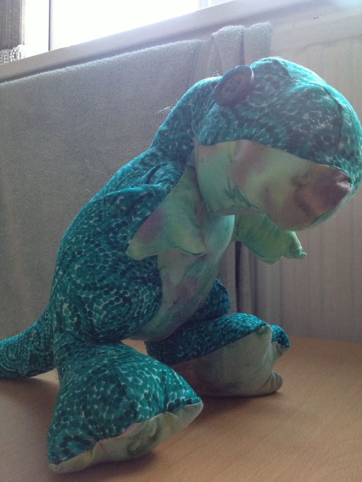 Confused T-Rex using Funky Friends Factory Pattern