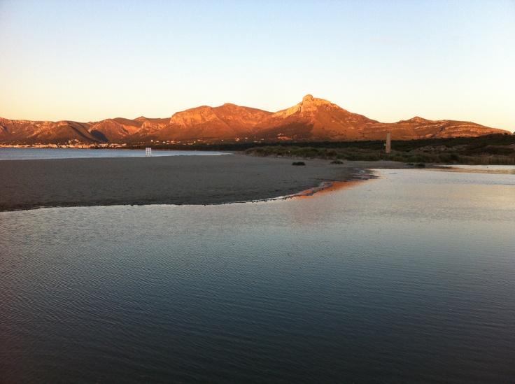 Son Serra de Marina sunset - Mallorca, the heaven on earth