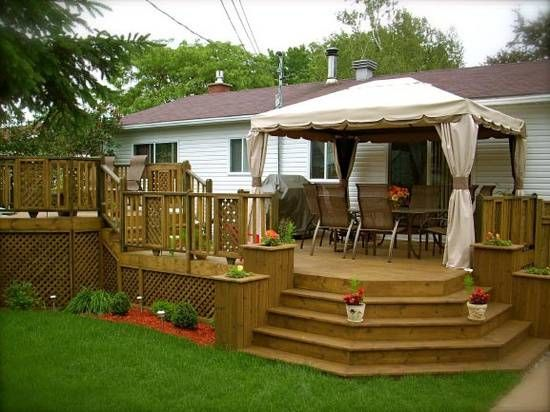Best 25 manufactured home porch ideas on pinterest for Pool veranda designs