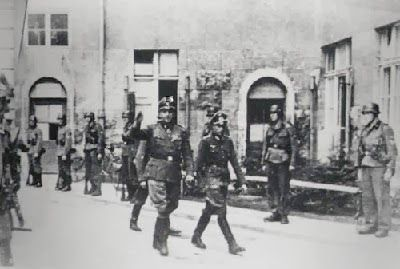 Operation Valkyrie was a German World War II emergency continuity of government operations plan issued to the Territorial Reserve Army of Germany to execute and implement in case of a general breakdown in civil order of the nation. Failure of the government to maintain control of civil affairs might have been caused by the Allied bombing of German cities, or uprising of the millions of foreign forced laborers working in German factories.