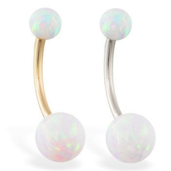 Hey, I found this really awesome Etsy listing at http://www.etsy.com/listing/158518890/14k-solid-gold-gorgeous-white-opal-belly
