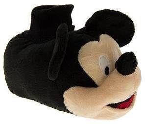 Babuchas de Mickey Mouse. (Julia)