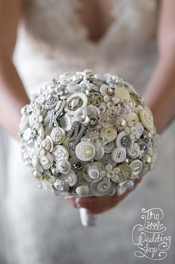 Button Bouquets - Made to order  - Deposit only - **FREE BUTTONHOLE ** on Etsy, $100.00 AUD