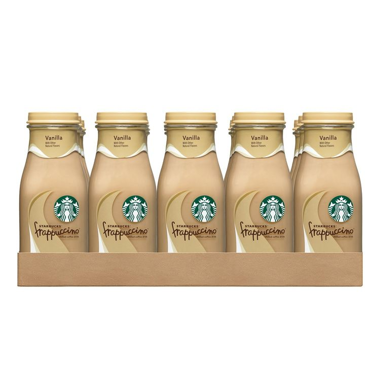 starbucks vanilla coffee frappuccino