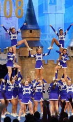 The University of Memphis picked up two National Championships this weekend at the 2008 College Cheerleading and Dance Team National Championship competition hosted in Orlando, Fla., at Disney's Wide World of Sports Resort.