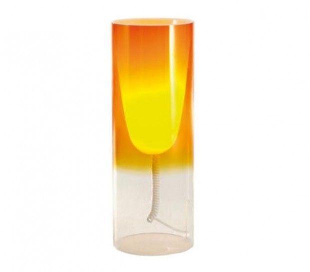 Kartell Lampada Toobe arancio