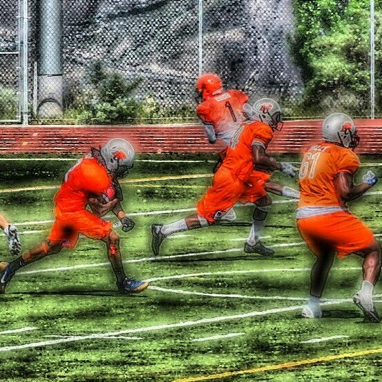 Bc lions football rookie camp