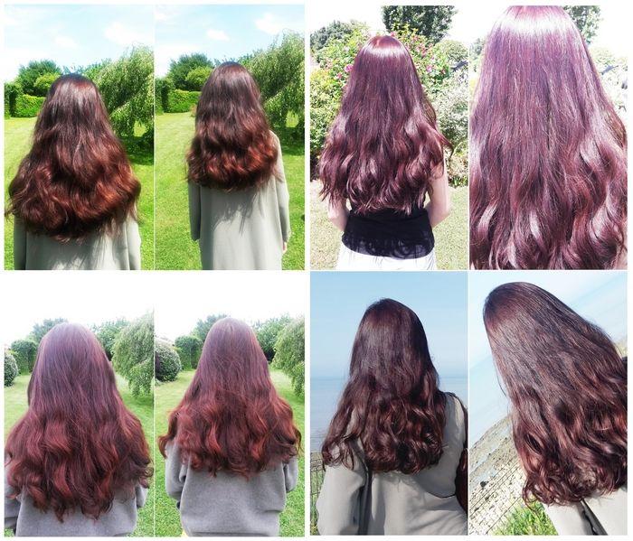 Colorer & soigner ses cheveux avec des poudres de plantes naturelles : découvrez les multiples reflets possibles avec les colorations végétales.