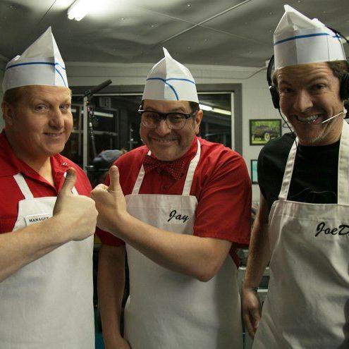 Rascal Flatts Flips Burgers in Their Video Premiere