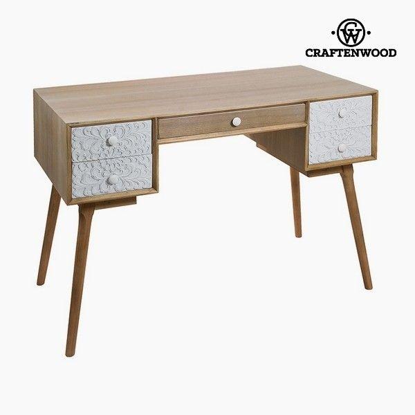 El mejor precio en Hogar 2017 en tu tienda favorita https://www.compraencasa.eu/es/escritorios/103191-escritorio-mdf-y-madera-de-pino-blanco-120-x-61-x-80-cm-by-craftenwood.html