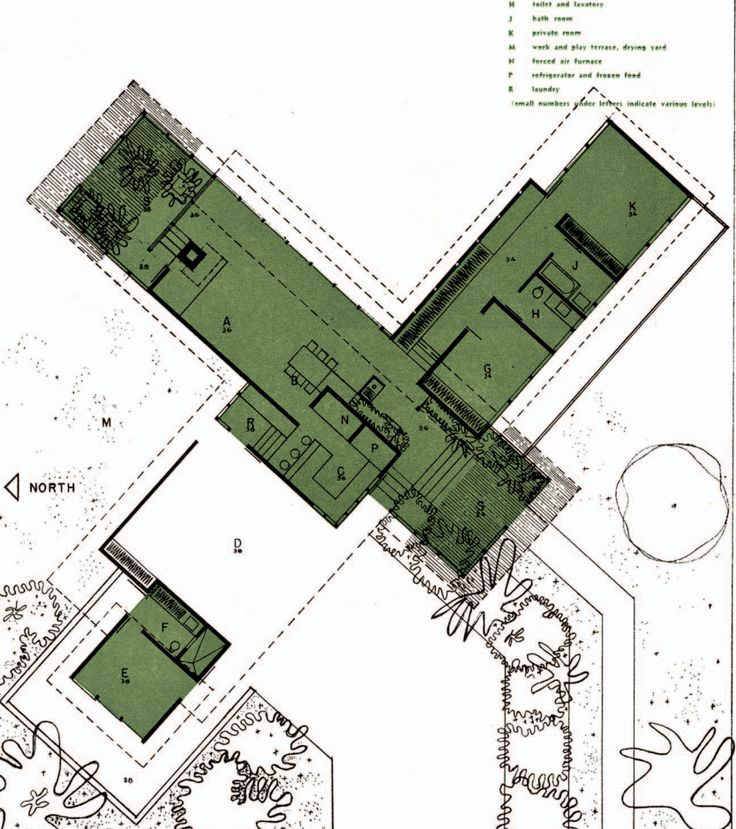 Csh case study house 12 mcm homes pinterest for Case study houses floor plans