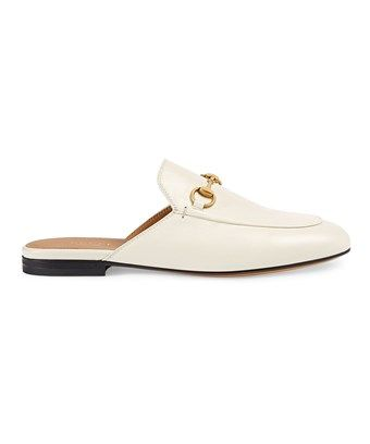 GUCCI GUCCI WOMEN'S  WHITE LEATHER SANDALS. #gucci #shoes #