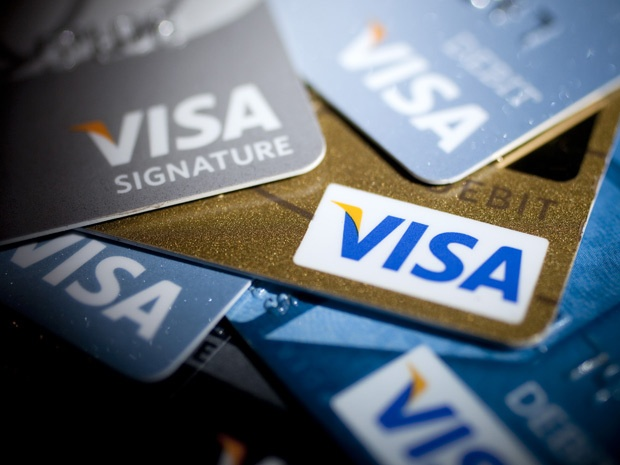 Visa customers able to swipe cards again after temporary outage