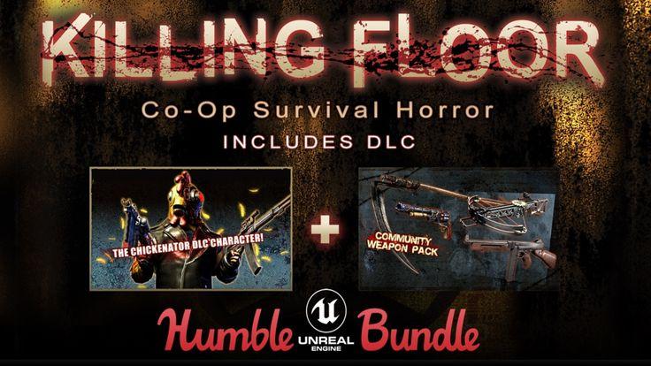 Humble Bundle - Unreal Engine Games - http://techraptor.net/content/humble-bundle-unreal-engine-games   Gaming, News