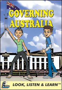 Look, Listen & Learn DVDs for Australian history and democracy