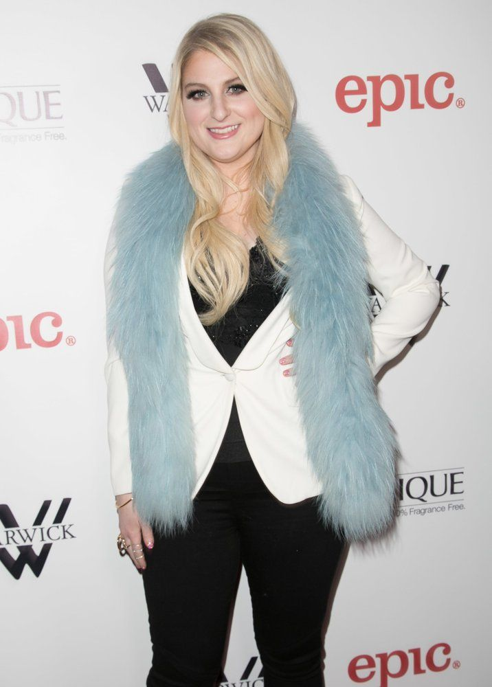 meghan trainor | meghan trainor meghan trainor s debut album release party photo credit ...