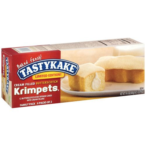 Tastykake is a line of snack foods manufactured by the Tasty Baking Company, currently headquartered at the Philadelphia Naval Business Center (formerly the Philadelphia Naval Shipyard) in Philadelphia, Pennsylvania. Established in by Philip J. Baur and Herbert T. Morris and originally selling its product only in the Philadelphia metropolitan area, the company now distributes its products.