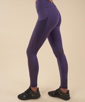 2efbbfa6ff3 Gymshark Sleek Sculpture Leggings - Rich Purple