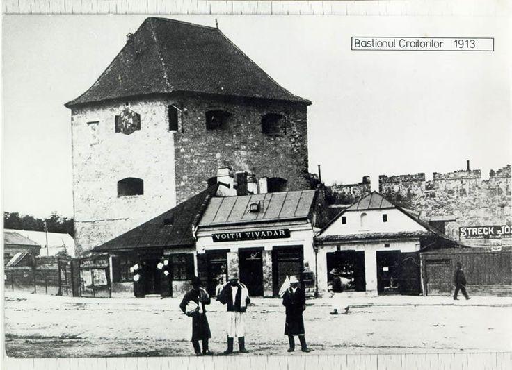 bastionul croitorilor cluj