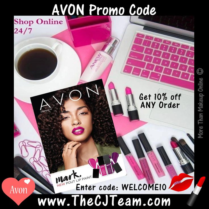 Avon coupons june 2019