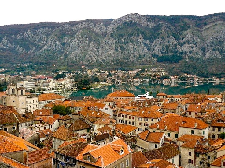 Kotor is an unforgettable and enchanted city along the coast of Montenegro.