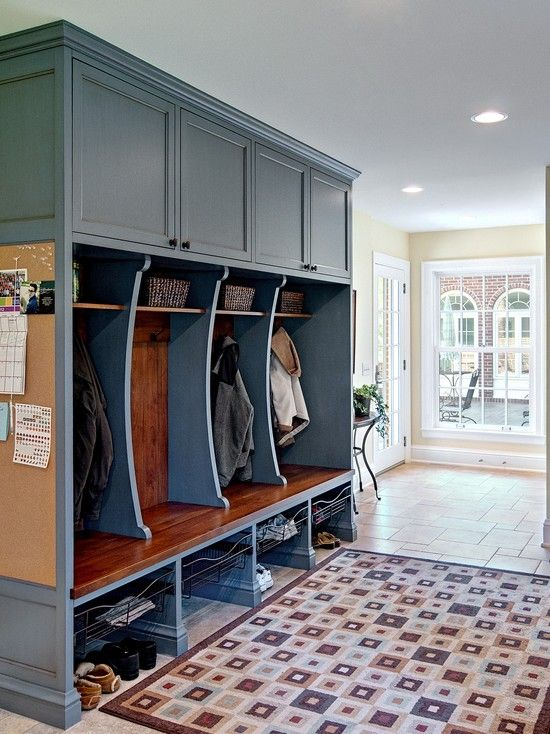 Foyer Mudroom Kits : Best images about garage mudroom on pinterest