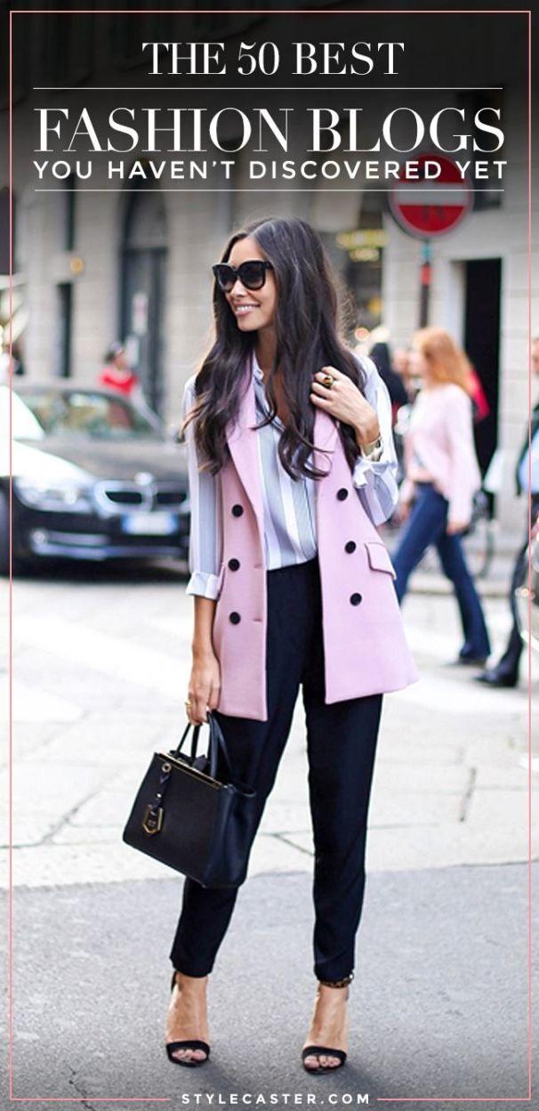 Conoce y descubre 50 fashion blogs que te facilitarán la vida cada día. #TendenciasBECO #Fashion #Trends