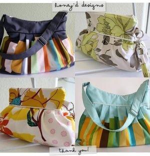 DIY bags by Costurika