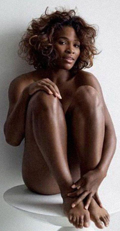 Serena williams pics espn nude