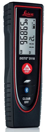 Leica Disto D110 - Metri Laser Leica DISTO