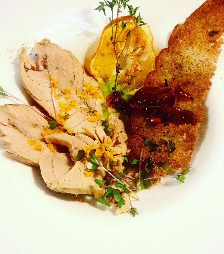 Maiale addio! La porchetta di tonno sta spopolando. Vi presentiamo il geniale piatto dello chef nero Luca G. Pappalardo!