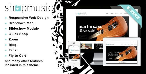 ShopMusic - Responsive Shopify Theme & Template - Shopify eCommerce - Download Here : http://themeforest.net/item/responsive-shopify-theme-shopmusic/5675678?s_rank=138&ref=yinkira