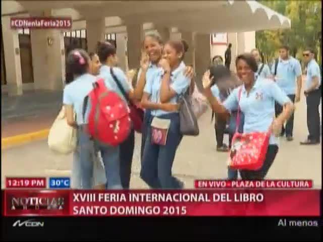 Inicia La XVII Feria Internacional Del Libro #Video
