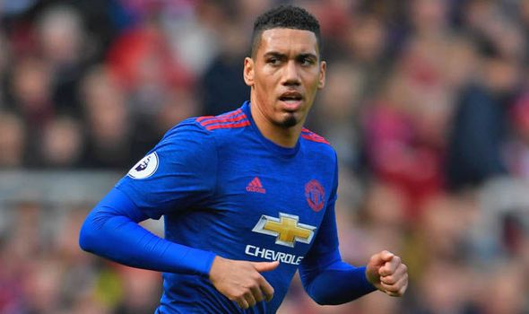West Ham leading race to sign Chris Smalling: Arsenal and Everton also interested   via Arsenal FC - Latest news gossip and videos http://ift.tt/2sZjzMH  Arsenal FC - Latest news gossip and videos IFTTT
