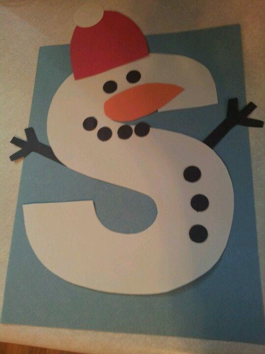 letter s crafts for preschoolers letter s snowman preschool alphabet letter ss 894