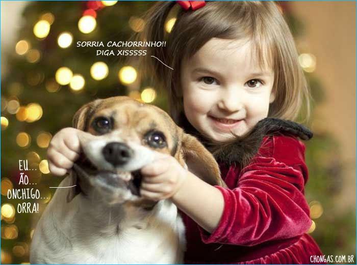 Sorria Cachorrinho!
