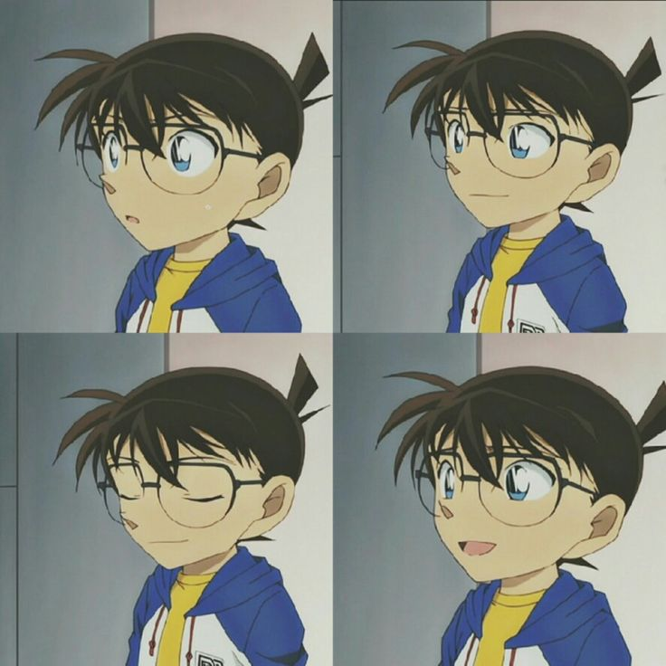 @CharmingMystery Conan Being Adorable ^-^