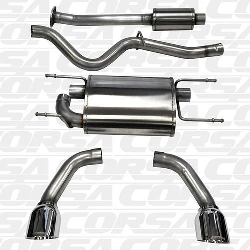 2013 BRZ Corsa Performance Catback Exhaust Systems