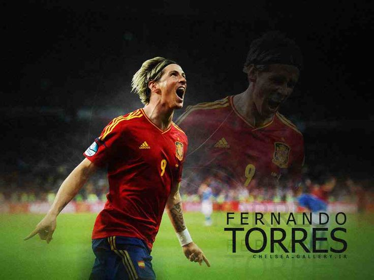 Fernando Torres Spain Wallpaper HD 2013 #1