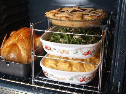 Amazon.com: Betty Crocker 3-tier cremalheira do forno: substituição gama de fornos Racks: Kitchen