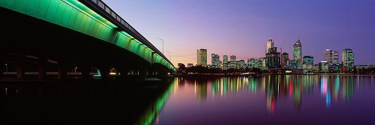 Swan River, Perth, Western Australia - beautiful photo taken by Mark Gray - copyright