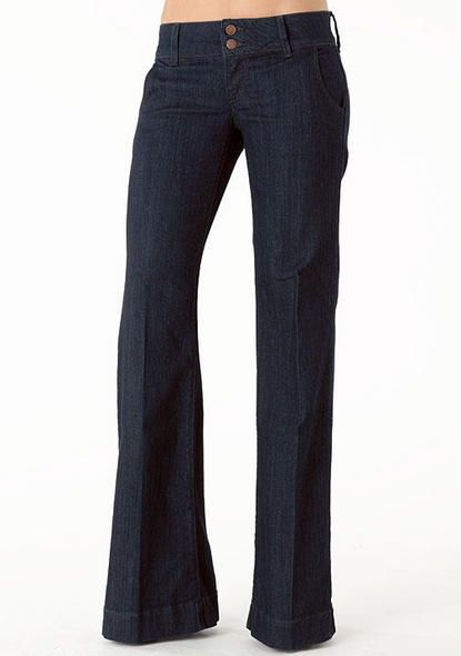The Piper Double Button Stretch Trouser By Victoria