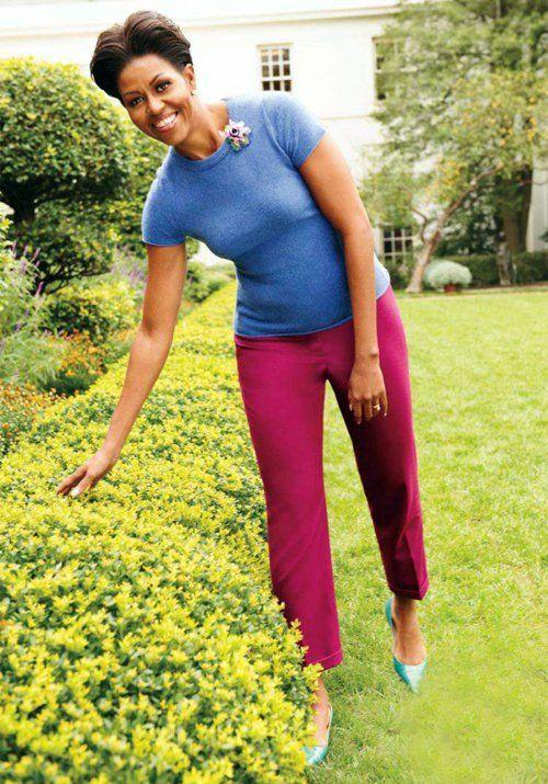Michelle Obama Covers Prevention Magazine