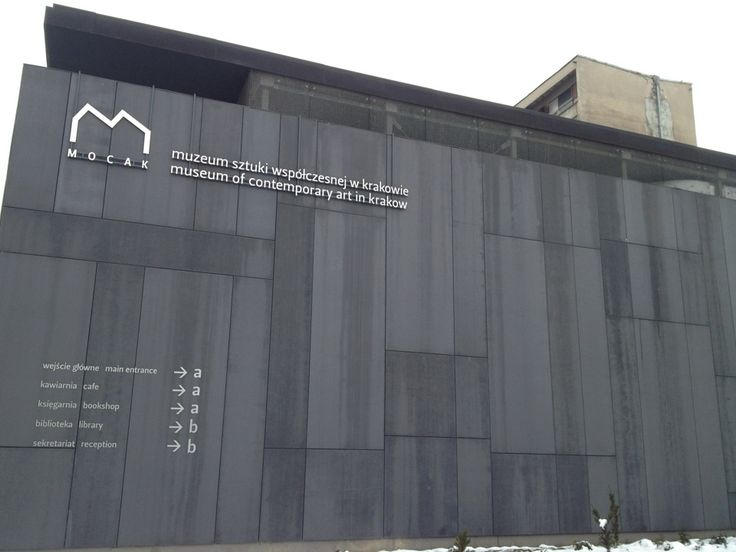MOCAK Muzeum Sztuki Współczesnej w Krakowie w Kraków