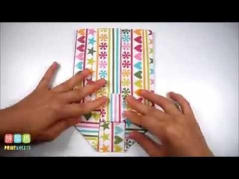 簡易紙袋  Simple paper bag