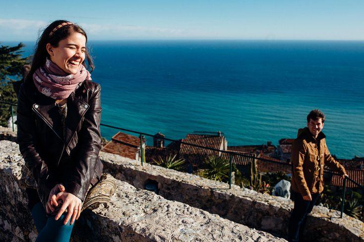 Sedinta foto de logodna Eze Franta