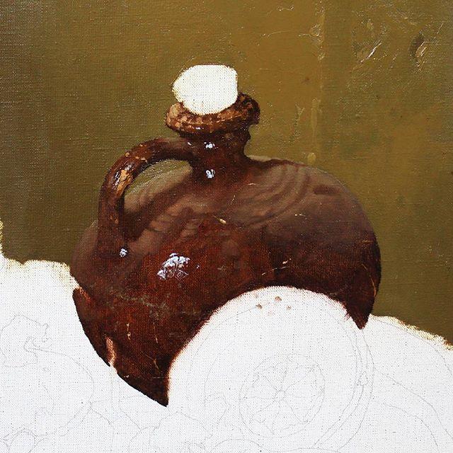 #rogowoiart#stilllifepainting#oilpainting#oilcanvas#painting#kharkivgram#ukraine#paintanyway#instaart#artwork#newartwork#study#art🎨#painter#живопись#живописьмаслом#натюрморт#этап#холст#кувшин#украина