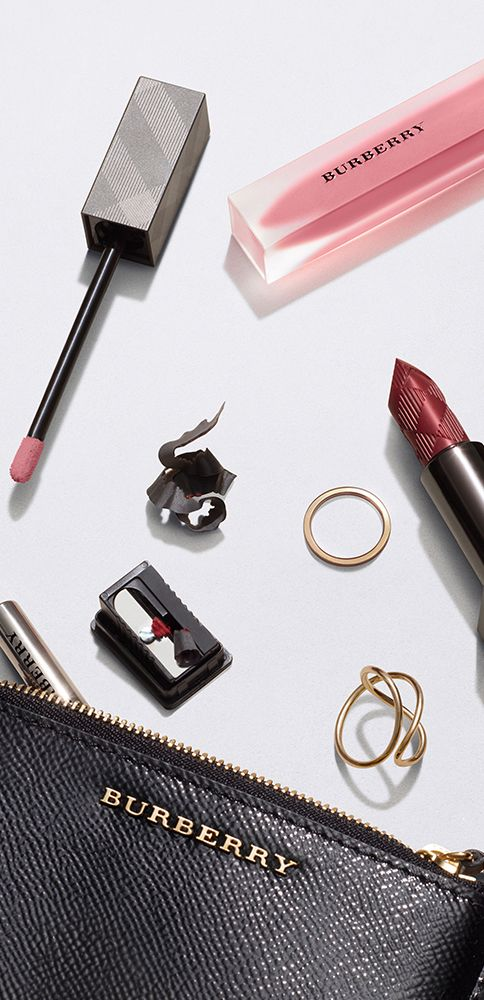 New Liquid Lip Velvet joins the Burberry lipstick collection. 14 bold, statement colours with a matte finish.